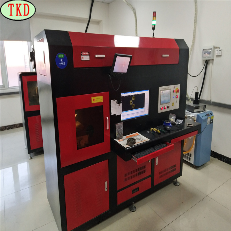 PCD Laser Cutting Machine For Superhard Material Cutting